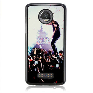 Twenty One Pilots Perform B0491 Motorola Moto Z2 Play Case