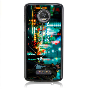 Watch Dogs B0495 Motorola Moto Z2 Play Case
