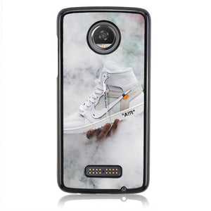 Air Jordan B0508 Motorola Moto Z2 Play Case