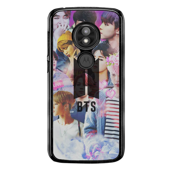 BTS B0529 Motorola Moto E5 Play / Moto E Play (5th Edition) / Moto E5 Cruise Case