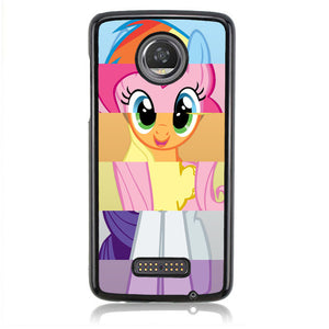Little Ponny Slice B0571 Motorola Moto Z2 Play Case
