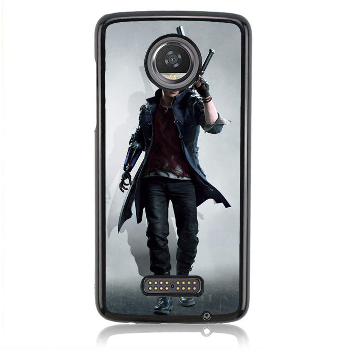 nero Devil May Cry 5 FJ0536 Motorola Moto Z2 Play Case
