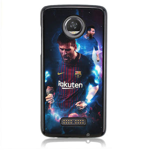 Messi Galaxy FJ0642 Motorola Moto Z2 Play Case
