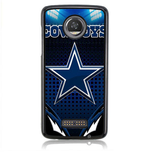 Dallas Cowboys Wallpapers Group FJ0700 Motorola Moto Z2 Play Case