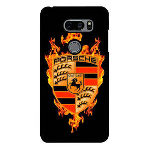 Porsche FJ0755 LG V30 , LG V30S , V30 Plus, V35 , V35 ThinQ Case
