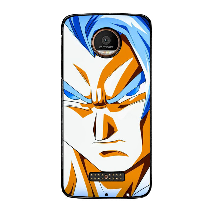 Gogeta blue FJ0893 Motorola Moto Z Force Case