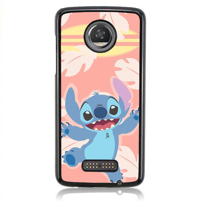 Stitch Disney FJ1029 Motorola Moto Z2 Play Case