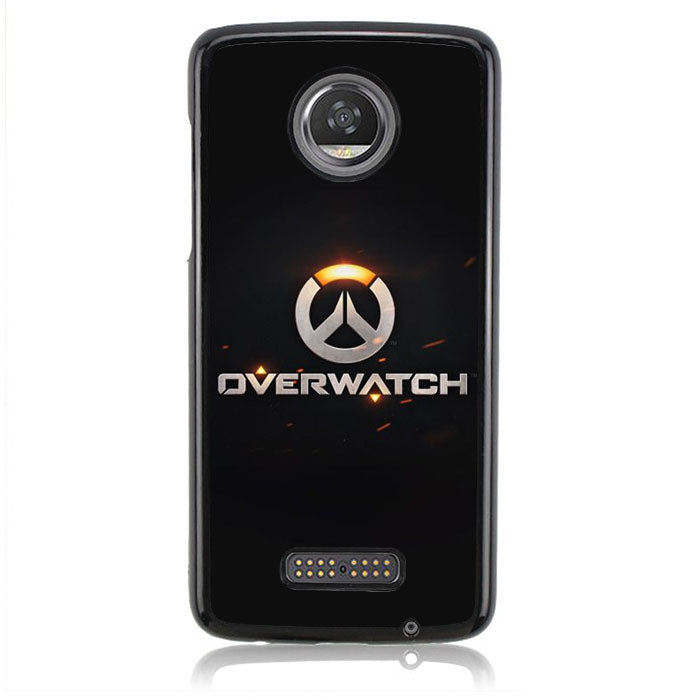 Overwatch FJ1052 Motorola Moto Z2 Play Case
