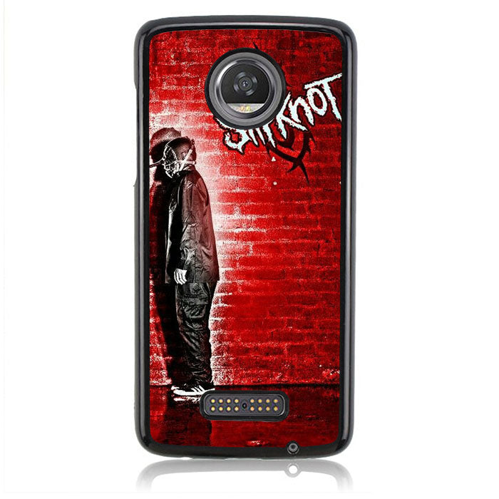 Slipknot Red FJ1078 Motorola Moto Z2 Play Case