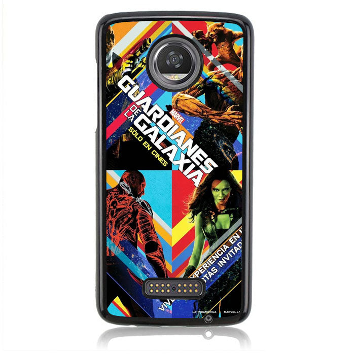 Marvel Guardian of The Galaxy H0014 Motorola Moto Z2 Play Case