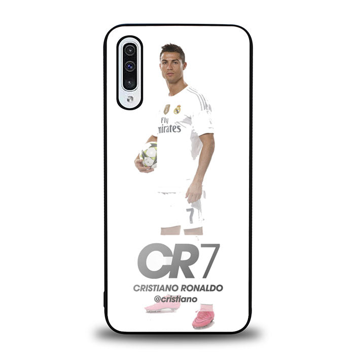 CR7 Real Madrid H0030 Samsung Galaxy A50 Case