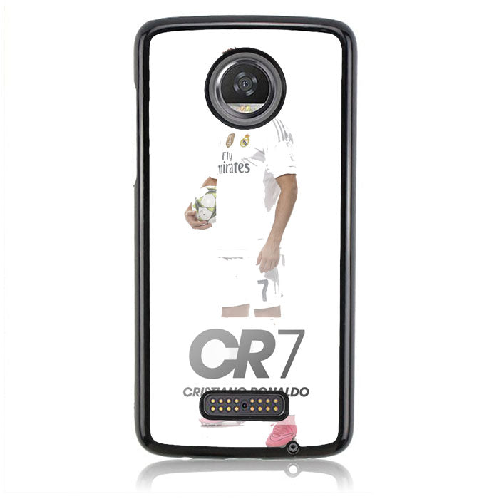 CR7 Real Madrid H0030 Motorola Moto Z2 Play Case