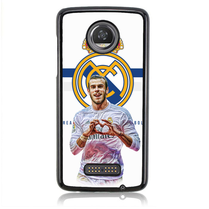 Gareth Bale Celebration H0031 Motorola Moto Z2 Play Case