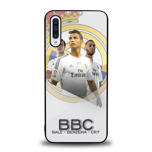 BBC Real Madrid H0032 Samsung Galaxy A50 Case