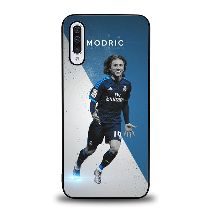 Luka Modric Celebration H0033 Samsung Galaxy A50 Case
