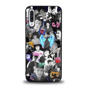 Shawn Mendes Collage Q0249 Samsung Galaxy A50 Case