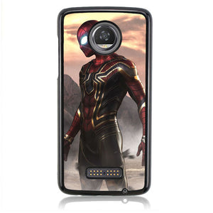Spider-Man Far From Home Image Q0251 Motorola Moto Z2 Play Case