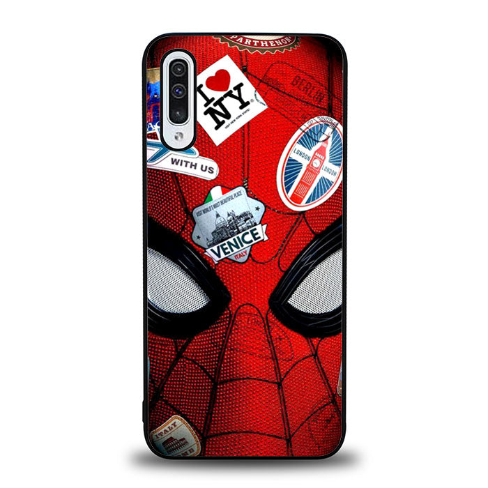 Ironman Tony Stark and his Armour Q0253 Samsung Galaxy A50 Case
