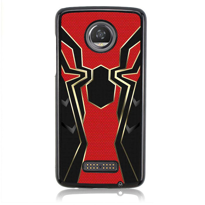 The new Homecoming Suit Q0254 Motorola Moto Z2 Play Case
