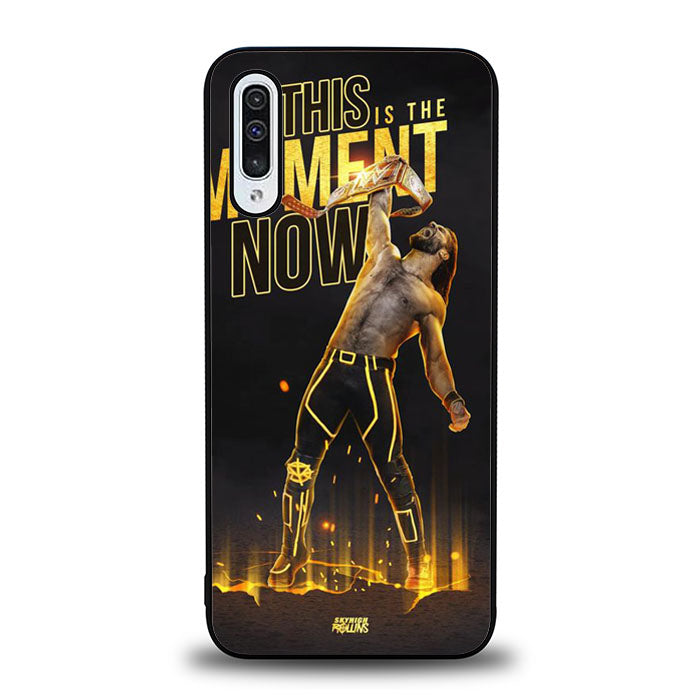 The King Seth Rollins Q0258 Samsung Galaxy A50 Case