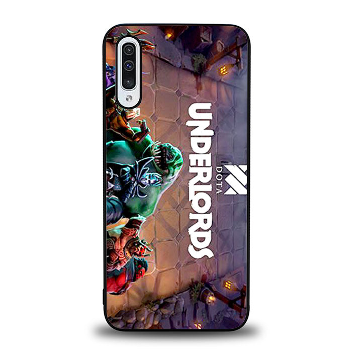 Dota Underlord Group Q0272 Samsung Galaxy A50 Case