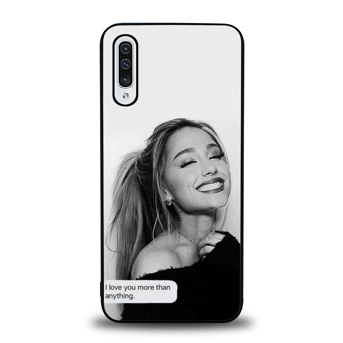 Ariana Grande Quotes Q0275 Samsung Galaxy A50 Case