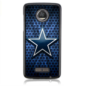 Dallas Cowboy Logo Q0278 Motorola Moto Z2 Play Case