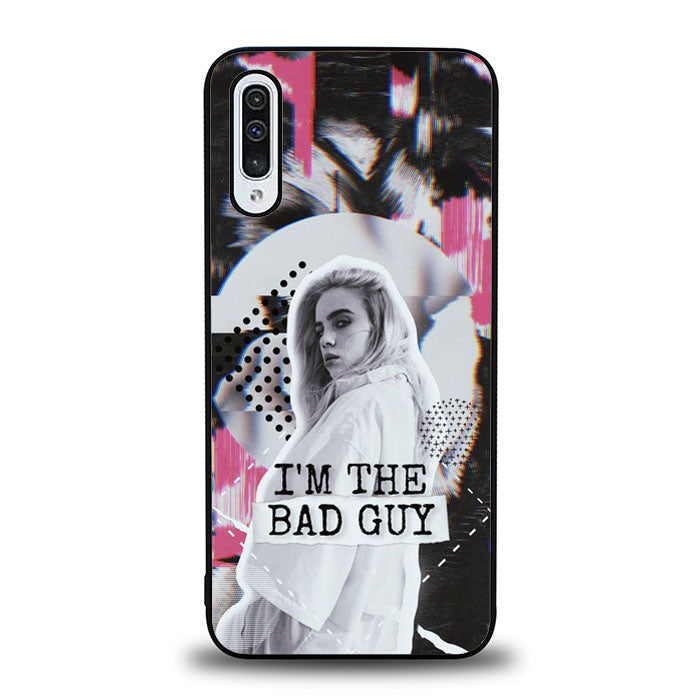 Bad Guy Sticker Q0295 Samsung Galaxy A50 Case