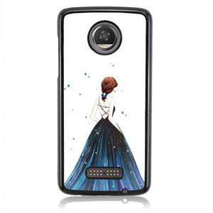 TUMBLR Q0304 Motorola Moto Z2 Play Case