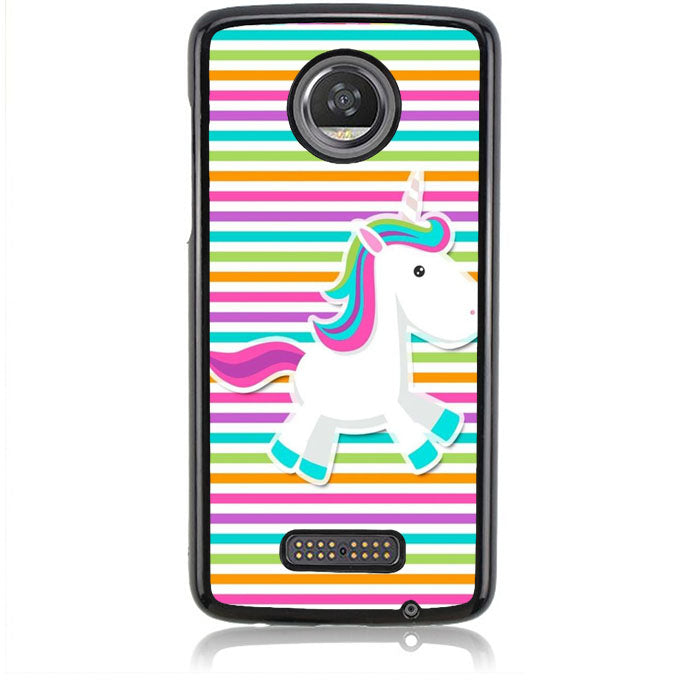 UNICRON LITTLE PONY Q0311 Motorola Moto Z2 Play Case
