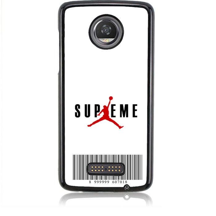 SUPREME Q0319 Motorola Moto Z2 Play Case