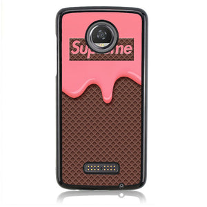 SUPREME Q0321 Motorola Moto Z2 Play Case