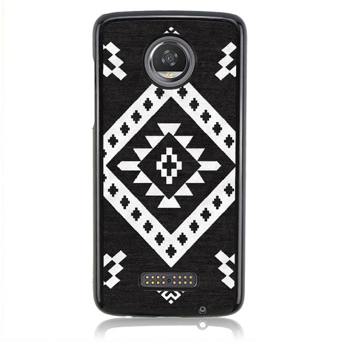 MARCELO BURLON ART J0167 Motorola Moto Z2 Play Case
