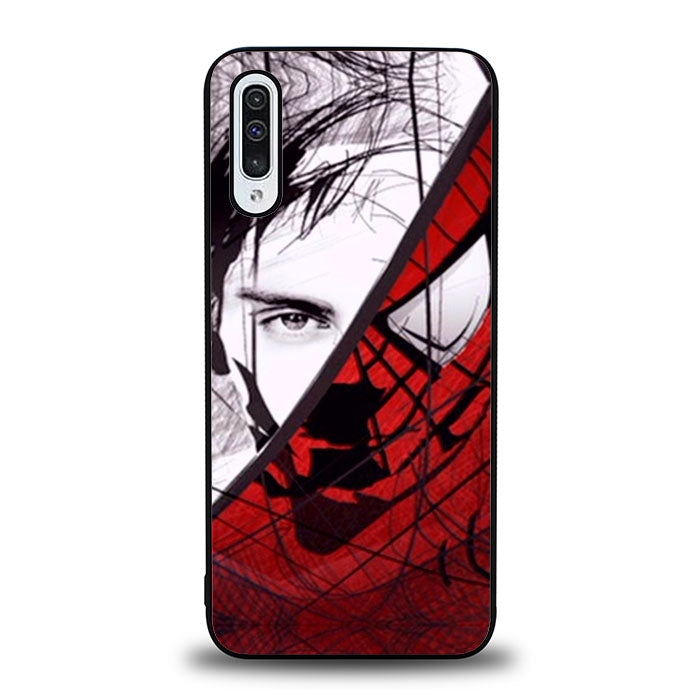 SPIDER HOMECOMING ART J0230 Samsung Galaxy A50 Case