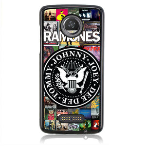 ramones al of the album cover J0012 Motorola Moto Z2 Play Case