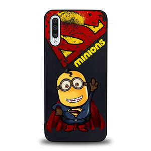 MINION SUPERHERO J0020 Samsung Galaxy A50 Case
