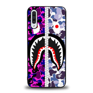 Bape Purple Shark J0026 Samsung Galaxy A50 Case