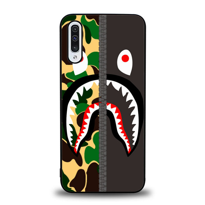 a Bathing Ape Black-Camo J0029 Samsung Galaxy A50 Case