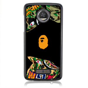 a bathing ape J0034 Motorola Moto Z2 Play Case