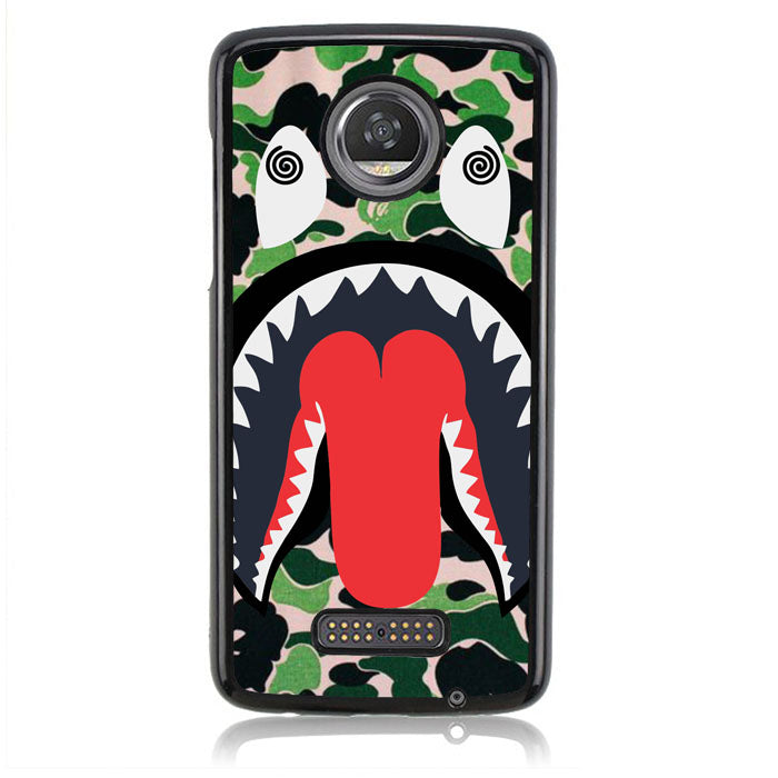 BAPE SHARK J0045 Motorola Moto Z2 Play Case