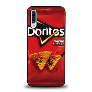 Doritos Nacho Cheese Snack J0101 Samsung Galaxy A50 Case