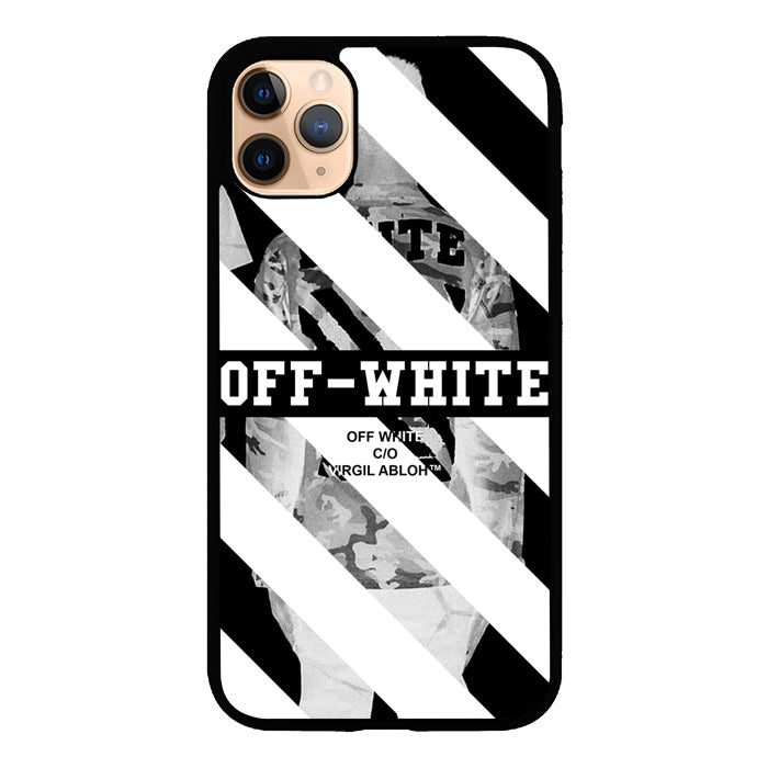 Off White Wallpaper J0140 Iphone 11 Pro Max Case My Flazz