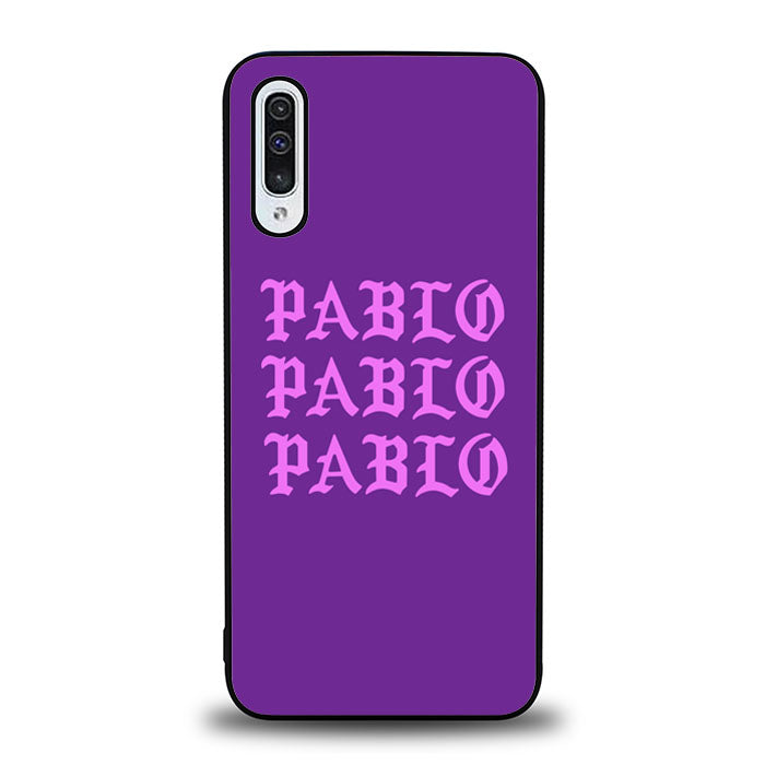 I Feel Like Pablo Purple J0145 Samsung Galaxy A50 Case