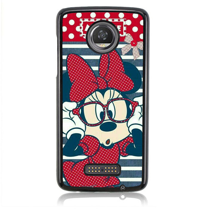 Minnie Mouse J0187 Motorola Moto Z2 Play Case
