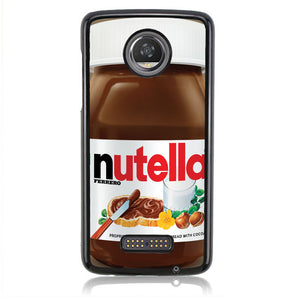 Nutella J0189 Motorola Moto Z2 Play Case