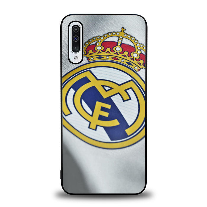 Real Madrid Logo J0195 Samsung Galaxy A50 Case