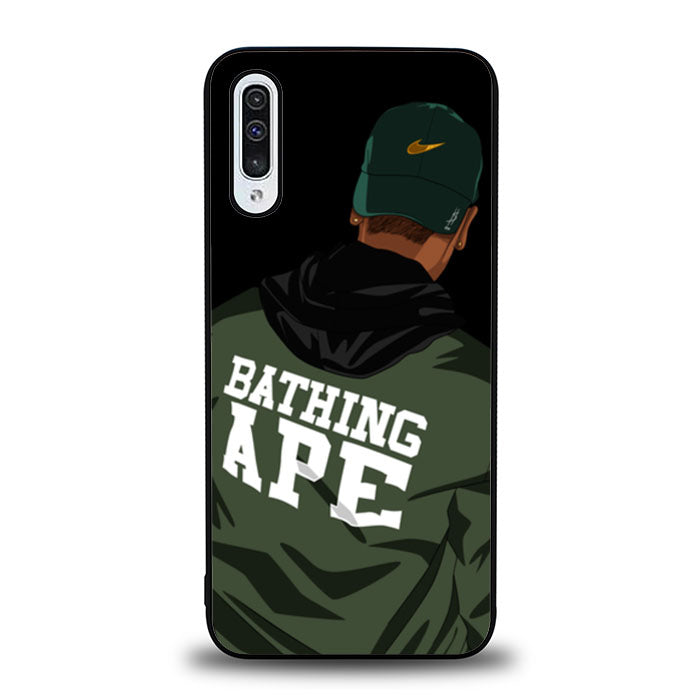 Bathing Ape J0249 Samsung Galaxy A50 Case