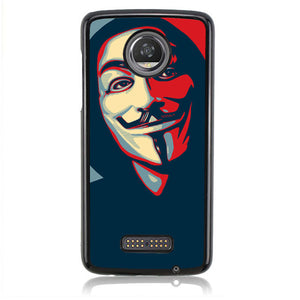 Anonymous J0253 Motorola Moto Z2 Play Case