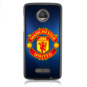 Man.United Logo J0261 Motorola Moto Z2 Play Case