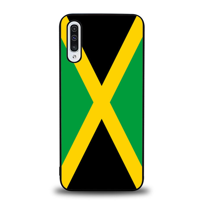 Jamaica Flag J0268 Samsung Galaxy A50 Case